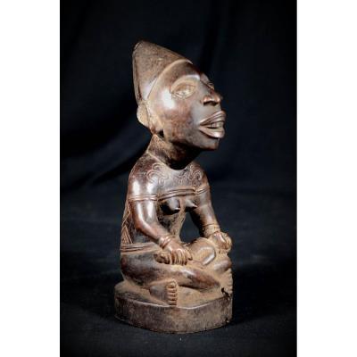 Great Phemba Mayombé Maternity Figure - The Democratic Republic Of The Congo