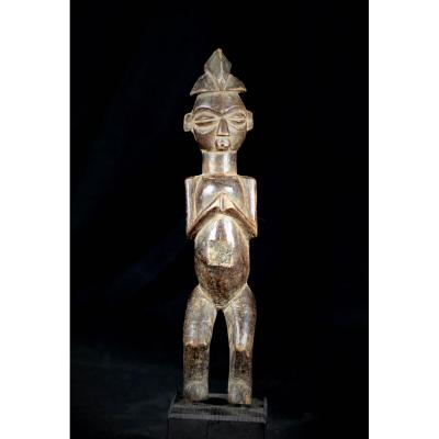 Statue Téké Mbuti - R.d.c.
