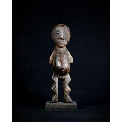 Petite Statue Cubiste Lega - Rdc