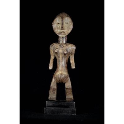 Lega Iginga Figure From Bwami Society - Drc