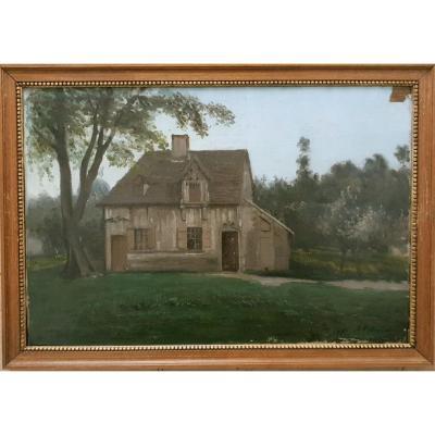 Michel WILLENICH - Une maison normande