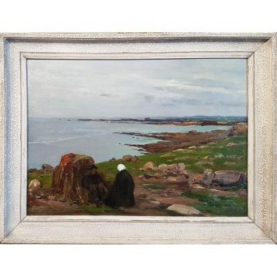 Paul PASCAL - La baie de Kersaint