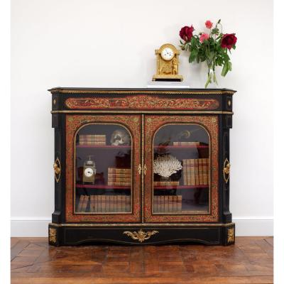 Display Cabinet Boulle