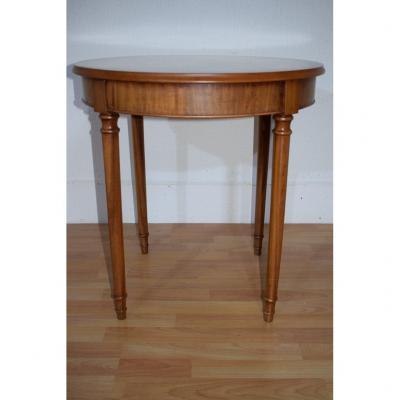 Table Ronde De Salon Louis XVI