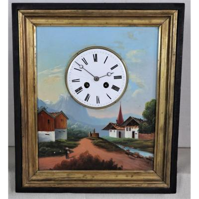 Table Clock, XIXth Century, Perfect Condition