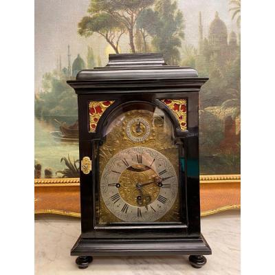 Horloge Ancienne De Fabrication Allemande Du 18ème Siècle