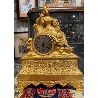 Louis XIV Pendule Antique