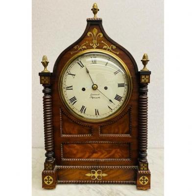 Horloge Britannique Du 19e Siècle - Garrand Plymouth