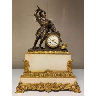 Napoleon III Pendule Antique