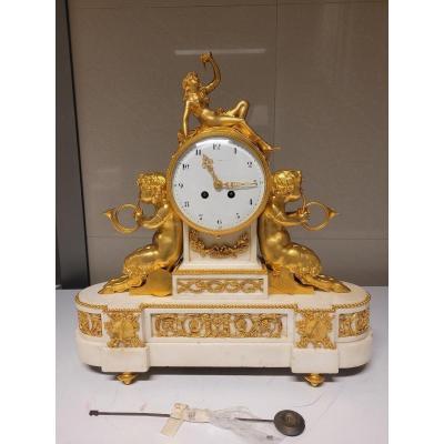 Pendule à La Manière Louis XV.