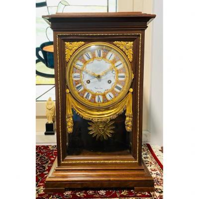 19th Century Clock In Perfect Condition - Bourdin A Paris