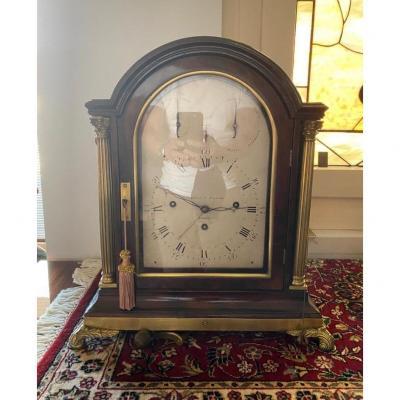 English Masterpiece Clock