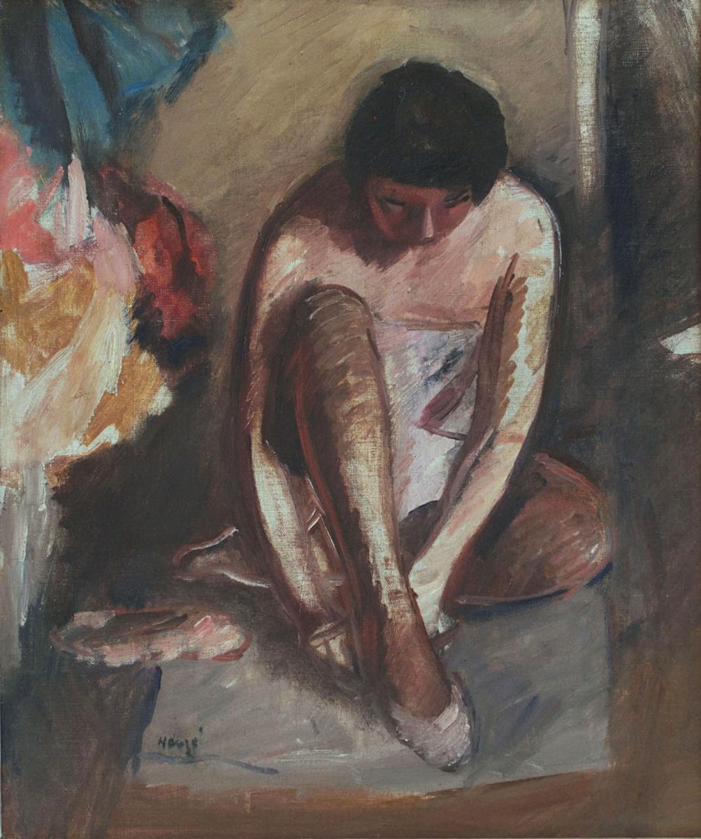 Edmond Heuzé «ballerina»