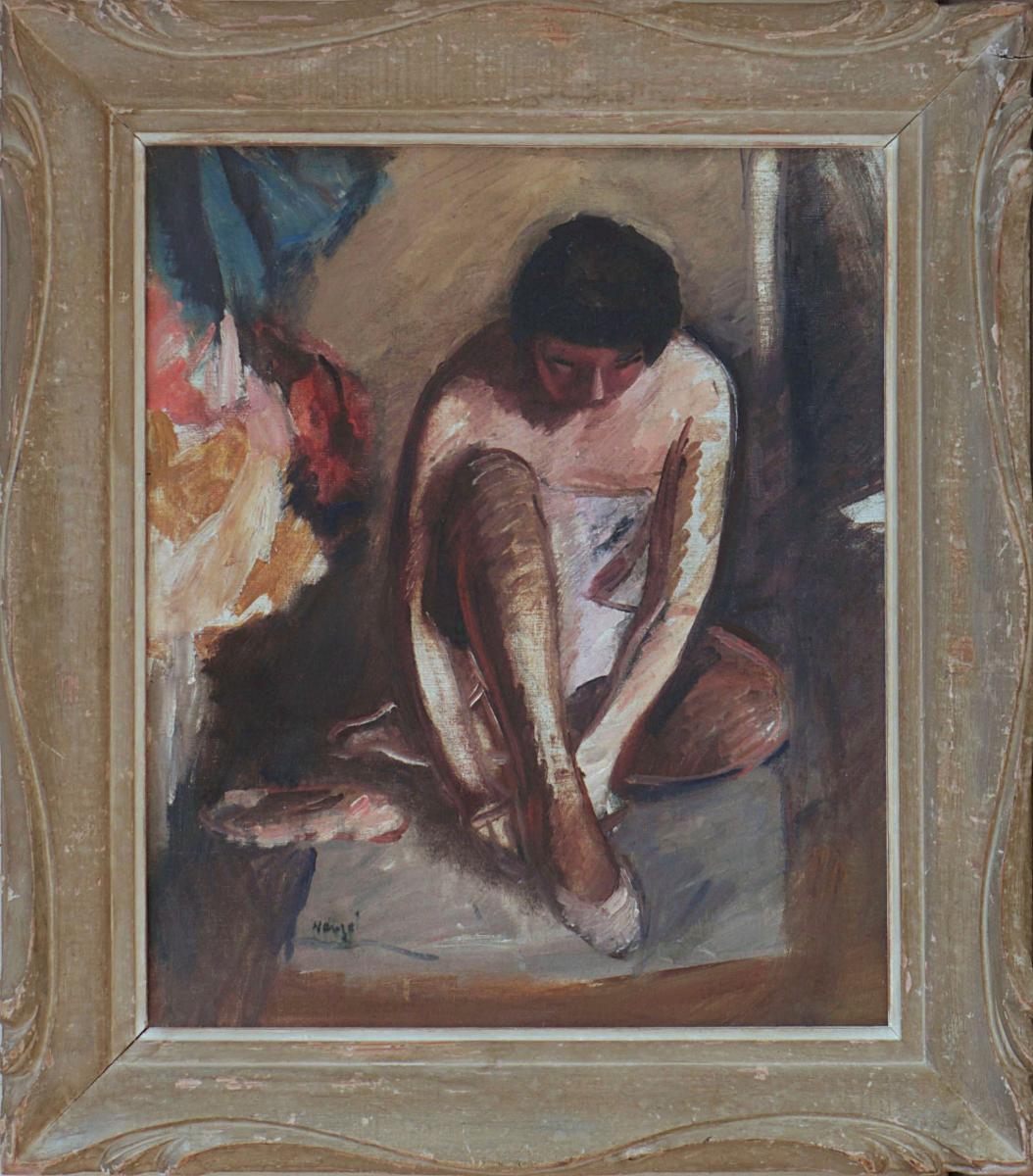 Edmond Heuzé «ballerina»-photo-2