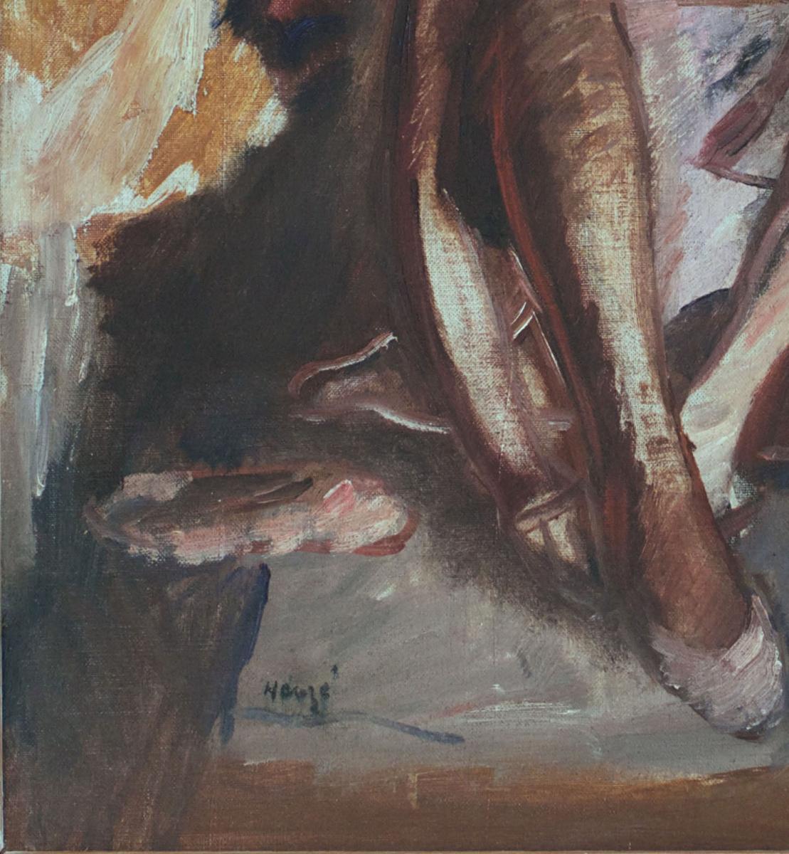 Edmond Heuzé «ballerina»-photo-4