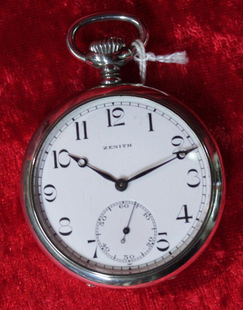 Zénith Gusset Watch