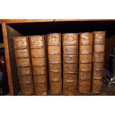 Spectacle de la nature, Tomes 3,4,5,6,7,8 de 1743
