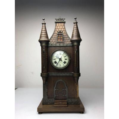 Clock Château De Loches