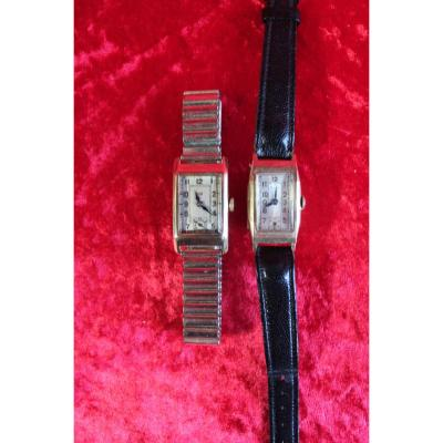 Lot Of Two Pop Watches