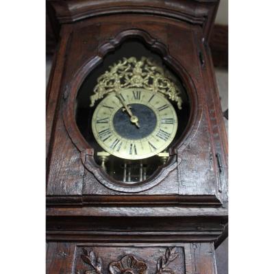 Horloge De Parquet XVIIIème Siècle