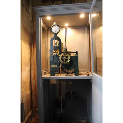 Horloge d'édifice HENRY-LEPAUTE 1922
