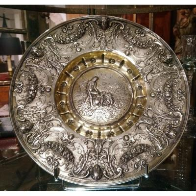 Offering Dish In Silver, Eighteenth Time
