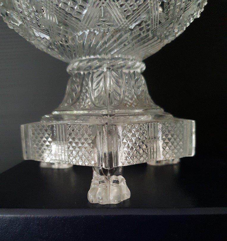 Drageoir En Cristal Du Creusot-photo-1