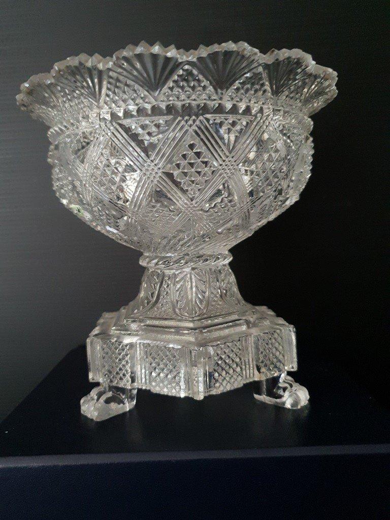Drageoir En Cristal Du Creusot-photo-2