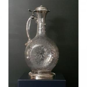 18th Century Carafe With Handle