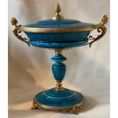 Ceramic Cup Attibuted With Theodore Deck Ref: 318