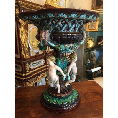 Large Cup In Mington Ceramic. Ref: 97