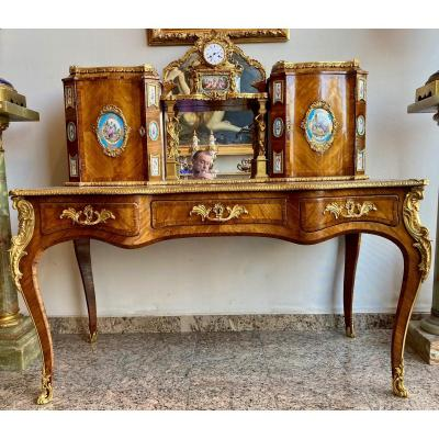 Louis XV Style Office Napoleon III Period. Ref: 372