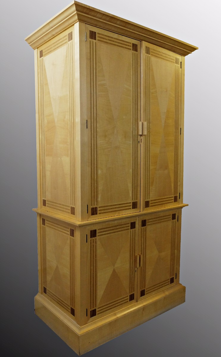 Double Body Cupboard By David Linley