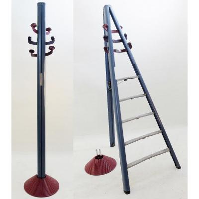 Giancarlo Piretti Dilemma Coat Rack And Ladder, 1984