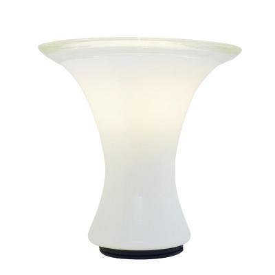 Lampe De Table En Verre De Murano, Leucos, Italie, 1960