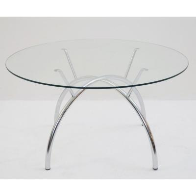 Table Basse En Chrome