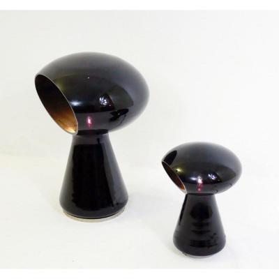 2 Lampes De Table L423 De Michael Red - Disponible En 2 Tailles