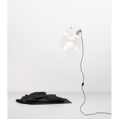 Lampe 'sona' De Carlo Nason Pour Lumenform, 1973