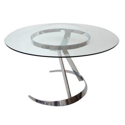 Dining Room Table Model Space Age Scimitar By Boris Tabacoff For Modular Furniture