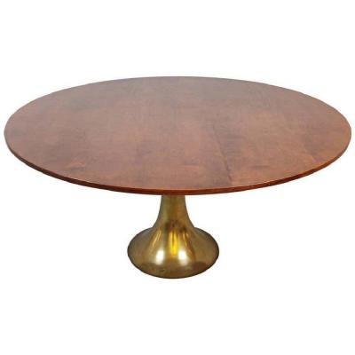 Angelo Mangiarotti, Model Dining Table