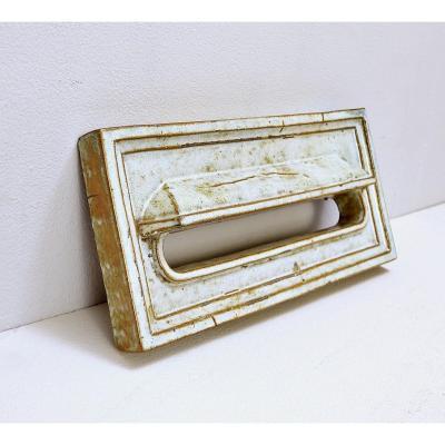 Boîte Aux Lettres En Grès Artisanal Belge