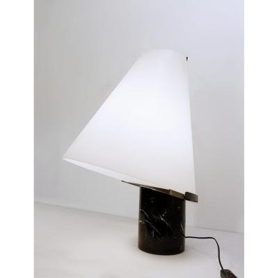 """Lampe de table """"Micene"""" par Toso, Massari & Associates pour Leucos - 1991"""