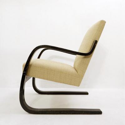 Chaise Club d'Alvar Aalto Pour Artek, Environ 1939