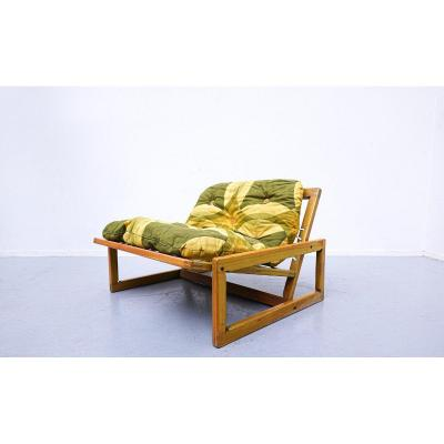 Mid-century 'carlotta' Armchair By Tobia & Afra Scarpa For Cassina - Italy 1960s