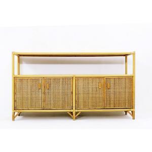 Buffet/console En Bambou