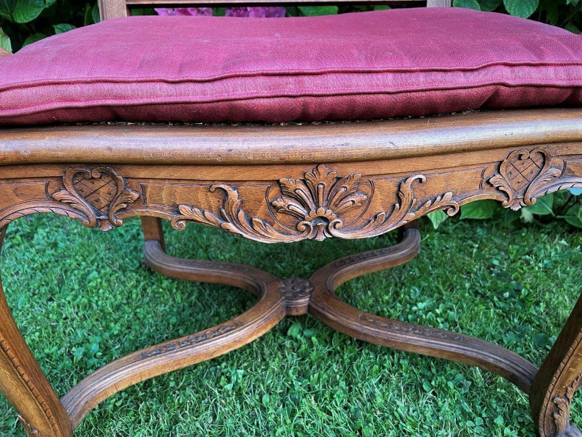 Pair Of Regency Style Armchairs-photo-3