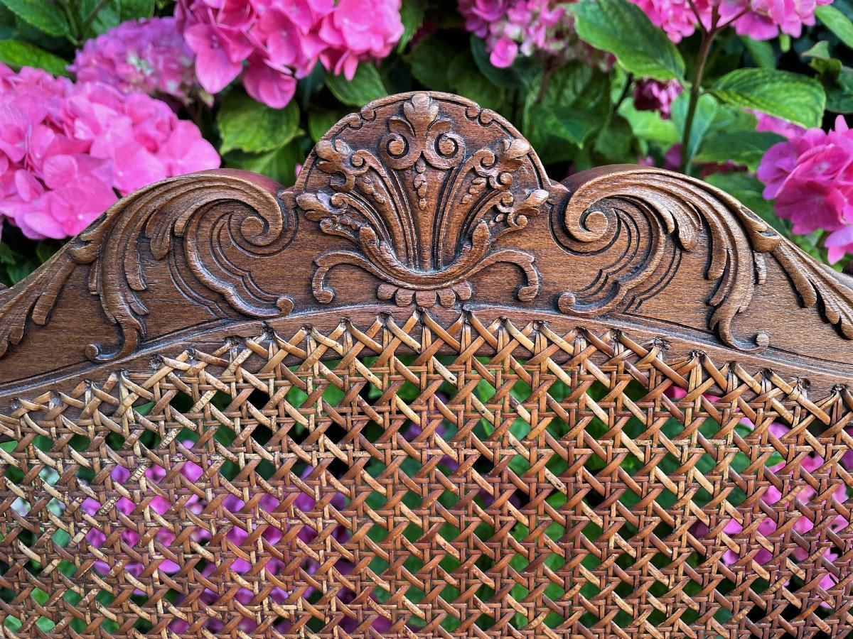 Pair Of Regency Style Armchairs-photo-5