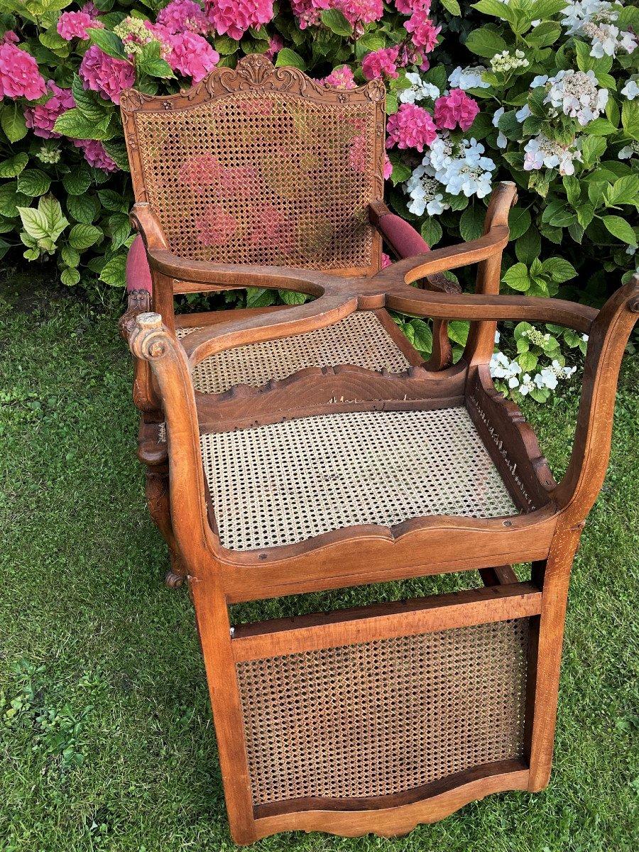 Pair Of Regency Style Armchairs-photo-6