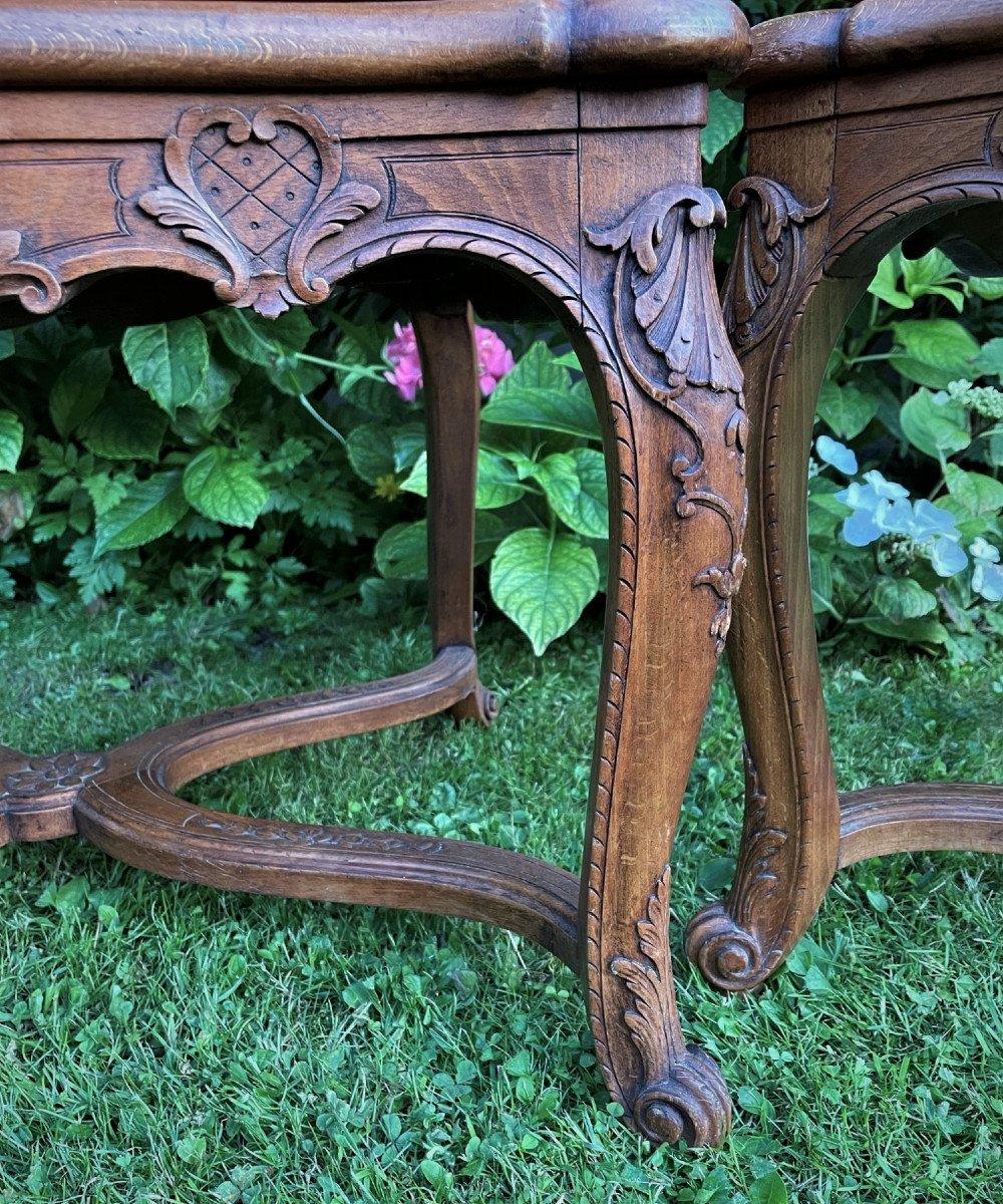 Pair Of Regency Style Armchairs-photo-8