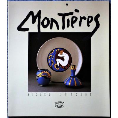 Ouvrage:la céramique d'Art de Montieres à Amiens 1917-1933